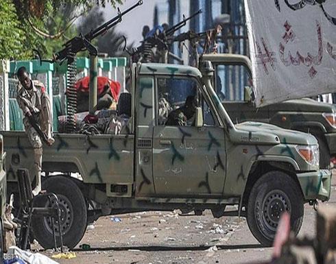 ضبط أسلحة وأحزمة ناسفة في مداهمة بالسودان