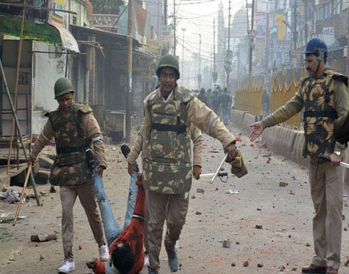فايننشال تايمز: المحتجون المسلمون في الهند تعرضوا للقمع الوحشي والتعذيب والاعتداءات الجنسية