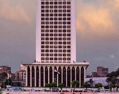 القاهرة تدعم كل إجراءات الشرعية باليمن للتعامل مع الحوثي