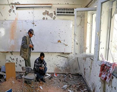 مصدران حكوميان: ارتفاع حصيلة ضحايا الهجوم على جامعة كابل إلى 35