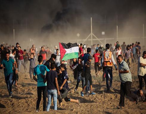 """تواصل مسيرات العودة بغزة في جمعة """"أطفالنا الشهداء"""""""