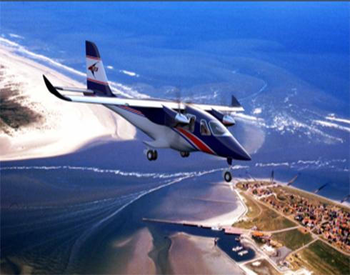 ألمانيا تطور طائرات مدنية صديقة للبيئة