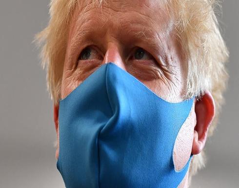"""جونسون: إعادة الحجر الصحي إجراء كـ""""الردع النووي"""""""