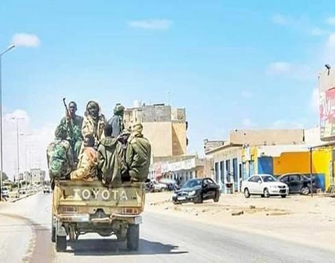 """الجيش الليبي يرصد 70 آلية لـ""""الجنجويد"""" تتجه إلى سرت"""