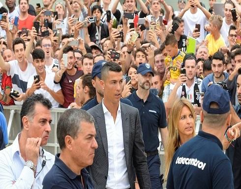 خبر سعيد يصل رونالدو من مدريد