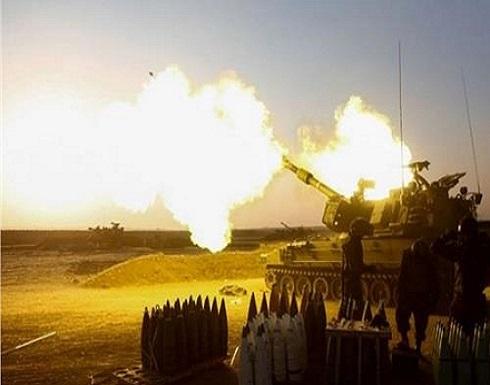 مدفعية الاحتلال تقصف نقاط رصد للمقاومة بغزة