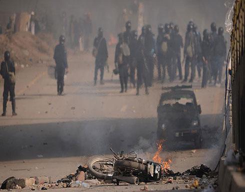 6 قتلى بينهم 4 من الشرطة في تفجير انتحاري جنوب غربي باكستان