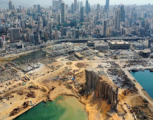 خفض تصنيف سندات لبنان إلى درجة التعثر
