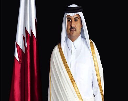 أمير قطر: تلقينا خبر وفاة مرسي المفاجئ ببالغ الأسى
