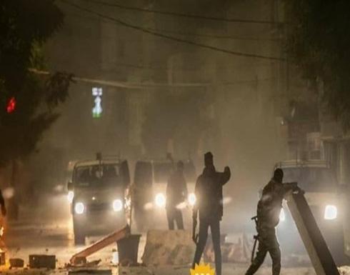شاهد : مواجهات بالقصرين بتونس بعد وفاة شاب خلال الاحتجاجات الأخيرة