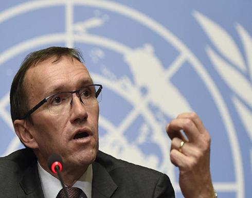 مبعوث الأمم المتحدة: محادثات السلام القبرصية تمضي في مسارها