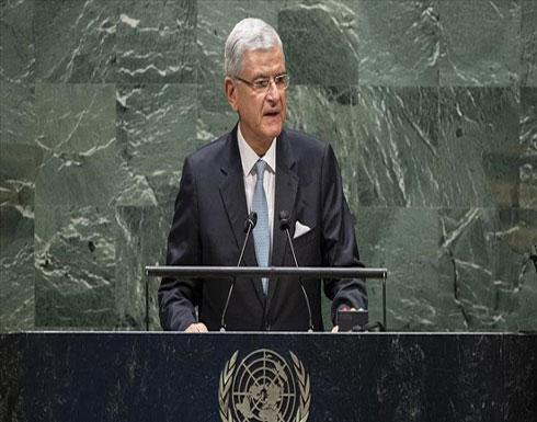 """بوزكير يدين مقتل 58 مدنيا في """"هجوم إرهابي"""" بالنيجر"""