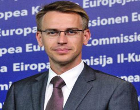 الاتحاد الأوروبي: نأمل عمل تركيا على قلب المعادلة والقيام بتحرك إيجابي