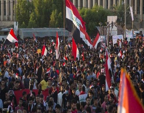 بعد استئناف عمله لساعات.. محتجون يغلقون ميناء أم قصر بالعراق