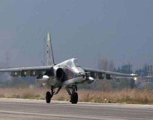 جنرال روسي بين قتلى طائرة حميميم