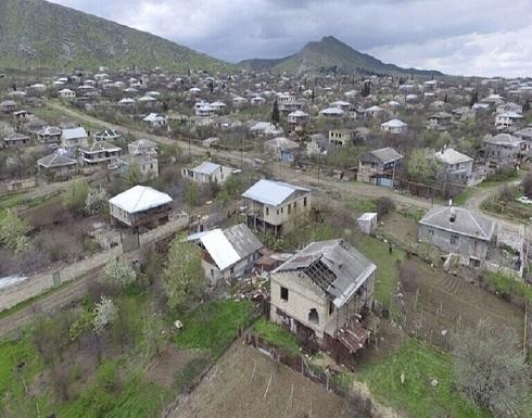 علييف: حررنا 13 قرية في قره باغ