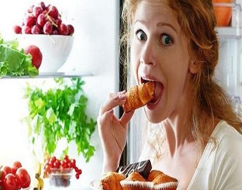 أسباب عدم زيادة الوزن رغم الإكثار من تناول الطعام
