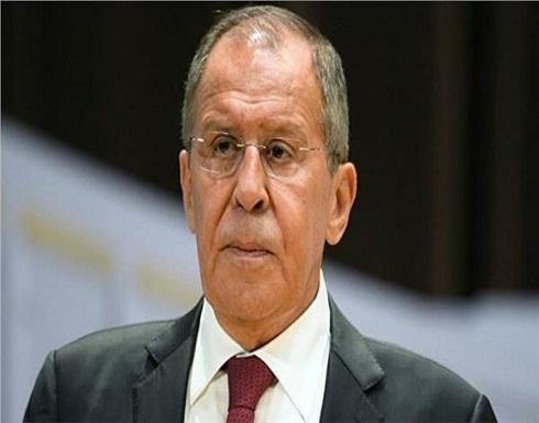 لافروف: العقوبات ضد روسيا والصين محاولة لفرض قيود جديدة على الأسواق العالمية