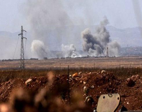 مقتل 9 مدنيين سوريين بغارات للنظام وروسيا