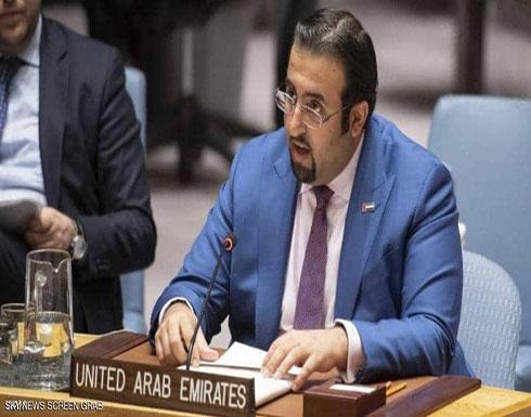 الإمارات: نبذل قصارى جهدنا لتخفيض التصعيد في جنوب اليمن