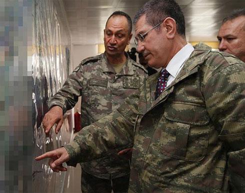 """وزير الدفاع التركي: الفترة القادمة ستشهد تسارعا في """"غصن الزيتون"""""""