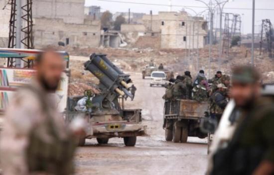 المعارضة تحبط هجمات النظام بحلب