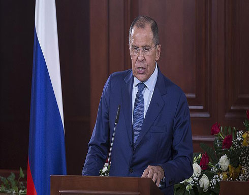 لافروف: لا سبب للضغط على تشكيل لجنة صياغة دستور في سوريا