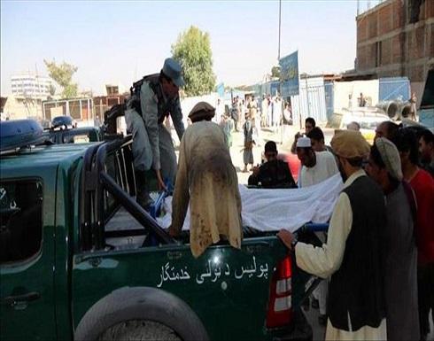 """""""طالبان"""" تقتل 14 شرطيا أفغانيا في غزني"""