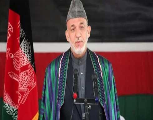 رئيس أفغانستان السابق يعلن عن مفاوضات مع طالبان