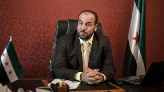 """المعارضة السورية تختار """"نصر الحريري"""" رئيسا لوفدها إلى جنيف"""