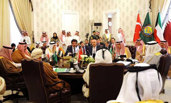 """مجلس التعاون الخليجي يعتبر منظمة """" فتح الله غولن"""" إرهابية"""