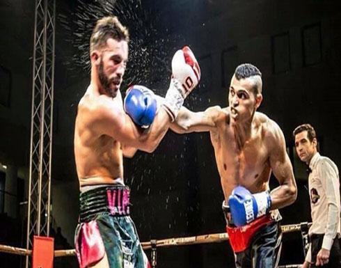 """الملاكم الليبي الزناد يدعو جماهيره لمؤازرته في نزاله ضد """"المدمر"""""""