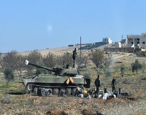 مركز المصالحة الروسي: مقتل 40 جنديا سوريا وإصابة 80 آخرين في هجوم للمسلحين بريف إدلب أمس