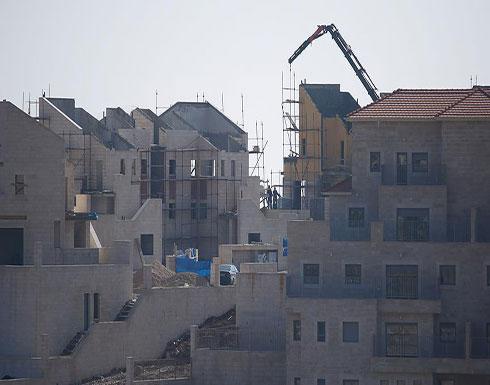 فلسطين تندد بمخطط إسرائيلي لبناء وحدات استيطانية جنوبي الضفة