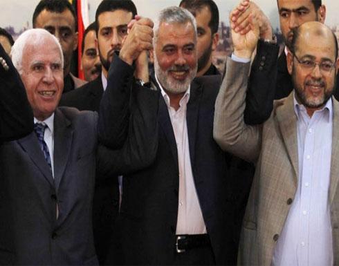 """هذا ما تريده """"حماس"""" من حوار المصالحة بالقاهرة"""