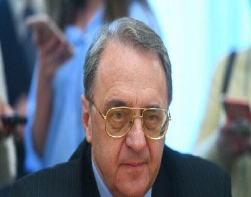 بوغدانوف يبحث مع السفير السوري في موسكو عمل اللجنة الدستورية