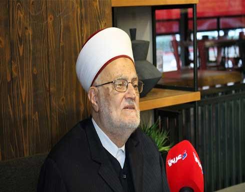 الاحتلال الإسرائيلي يمنع الشيخ عكرمة صبري من السفر (شاهد)