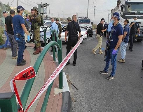 الاحتلال يطلق النار صوب فلسطيني قرب نابلس بزعم محاولة دهس