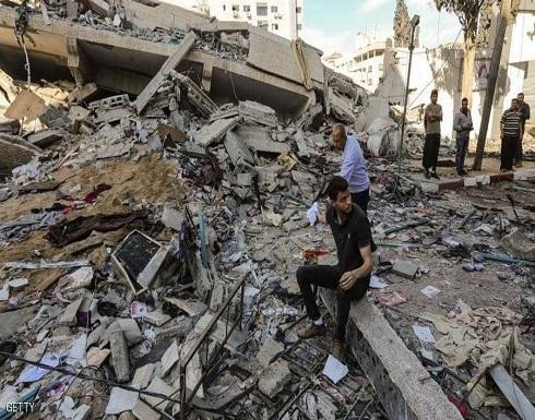 استمرار الغارات الإسرائيلية على غزة.. 7 شهداء و50 جريحا