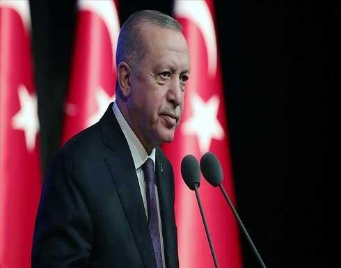 أردوغان يبحث مع المنفي والدبيبة العلاقات التركية ـ الليبية