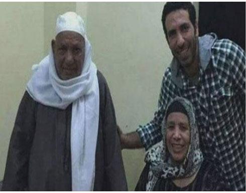 طيار أردني يرفض سفر والدة أبو تريكة على طائرته لهذا السبب ؟