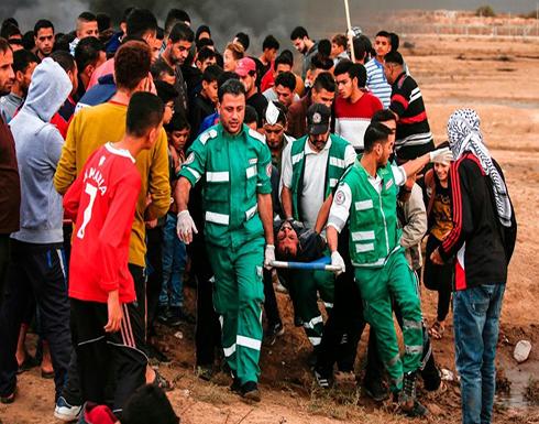 إصابة فلسطيني برصاص الاحتلال شرقي قطاع غزة