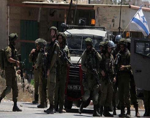 """الجيش الإسرائيلي يقمع مسيرة منددة بـ""""الضم"""" وسط الضفة"""