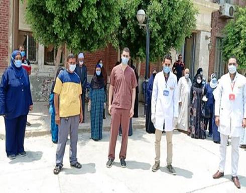 مصر.. تسجيل 923 حالة إصابة جديدة و67 حالة وفاة بكورونا