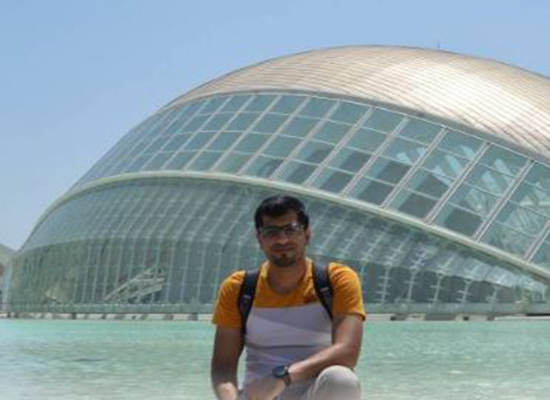 مهندس فلسطيني يفوز بأفضل بحث في الهندسة المعمارية على مستوى اوروبا