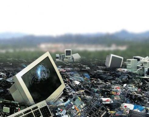 مخاطر صحية وبيئية كارثية.. النفايات الإلكترونية تهدد العالم