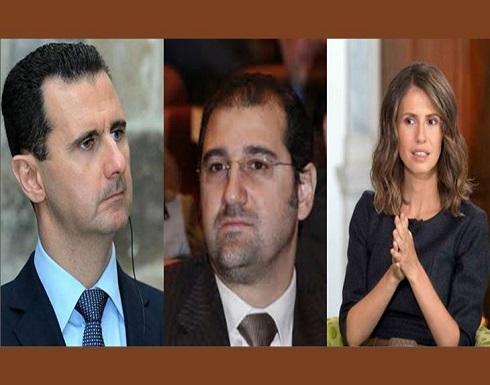 حرب أهلية مفتوحة داخل عائلة الأسد وسط تلميحات طائفية