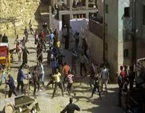 """قتيلان و5 جرحى في خلاف حول """"دفن جثة"""" جنوبي مصر"""