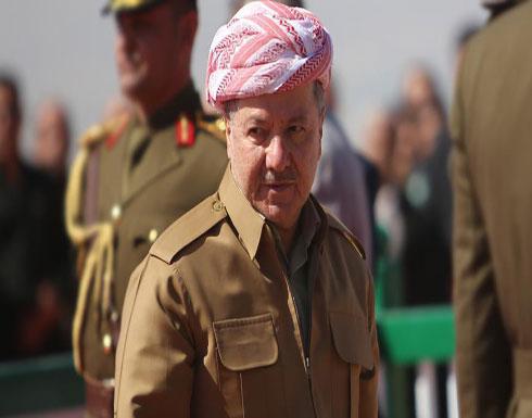 بارزاني يتعهد بتشكيل حكومة قوية في إقليم شمال العراق