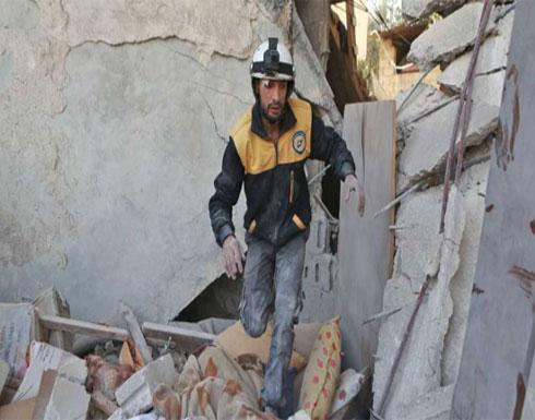 قصف على غوطة دمشق.. وارتفاع عدد القتلى